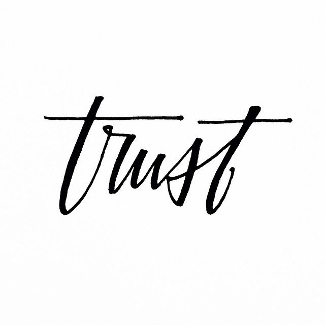 TRUST ☆   Everything you want is coming. Trust. Let the Universe pick the timing…