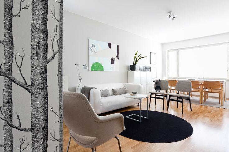 Livingroom, photo: Mikko Ala-Peijari / Kauniit Kodit