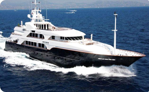 noble house luxury yacht