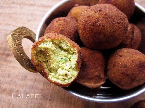 Najlepší Falafel!