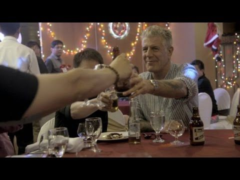 """Love the opening pop up style passport. Get ready for an all-new season of Anthony Bourdain Parts Unknown. CNN's Original Series """"Anthony Bourdain Parts Unknown"""" starts Sunday April 26 at 9p ET/PT"""