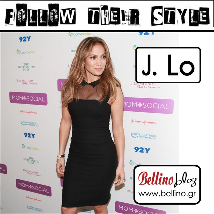 Follow Their Style… σας έλειψε;! Επιστρέψαμε με JLo... http://bellino.gr/blog/follow-their-style-vol6 #BellinoBlog #FollowTheirStyle
