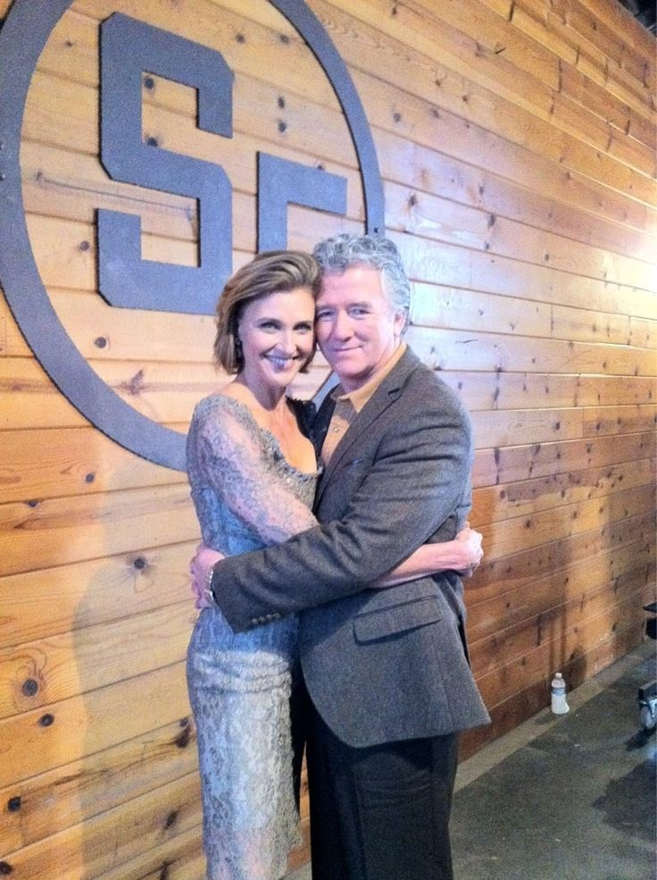 Bobby and Anne (Patrick Duffy and Brenda Strong) Dallas ...