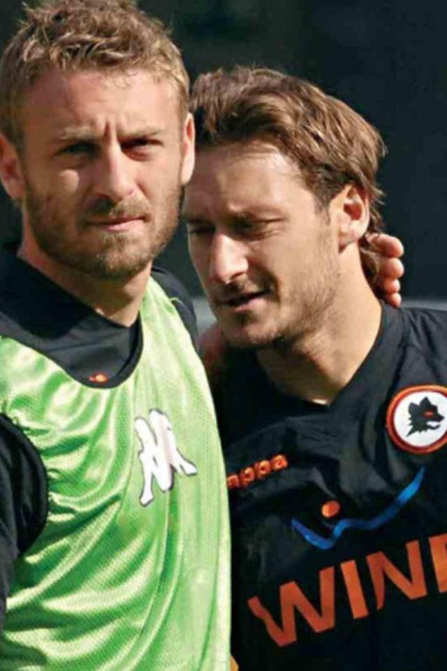 Francesco and Daniele