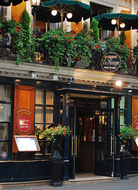 Le Procope Restaurant, Paris, traditional French cuisine, historic setting, lovely evening