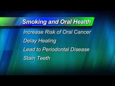 Learn more about what the American Dental Association has to say about quitting smoking