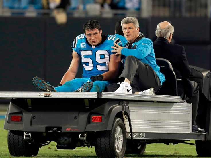 NFL players reportedly believe that Panthers linebacker Luke Kuechly's scary concussion should have him thinking about retirement at age 25