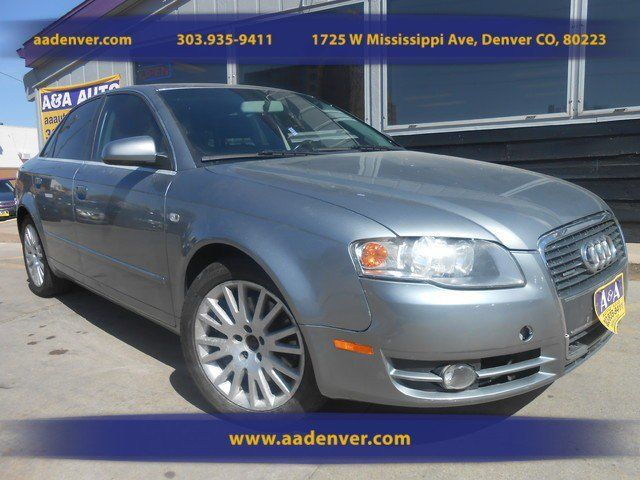 Cool Audi: 2006 #Audi A4 2.0T #Quattro #Cars - #Denver, CO at #Geebo...  Cars for sale