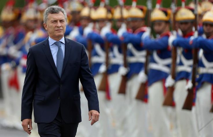 #world #news  Argentina's Macri will annul father's postal debt deal