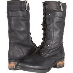 my next purchase: black leather combat boots.