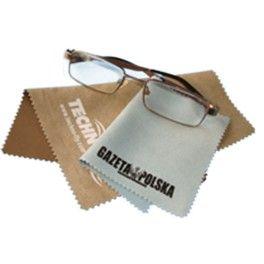 Ściereczki z mikrofibry do okularów 10x15 cm