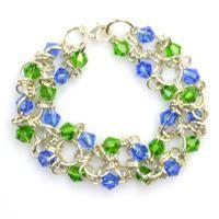 Easy Tutorial on Making Beaded Flower Bracelet for Women - Pandahall.com