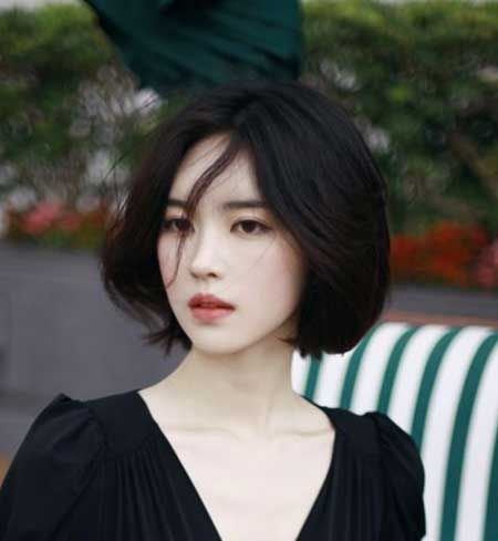 Strange 1000 Ideas About Korean Hairstyles Women On Pinterest Korean Short Hairstyles Gunalazisus