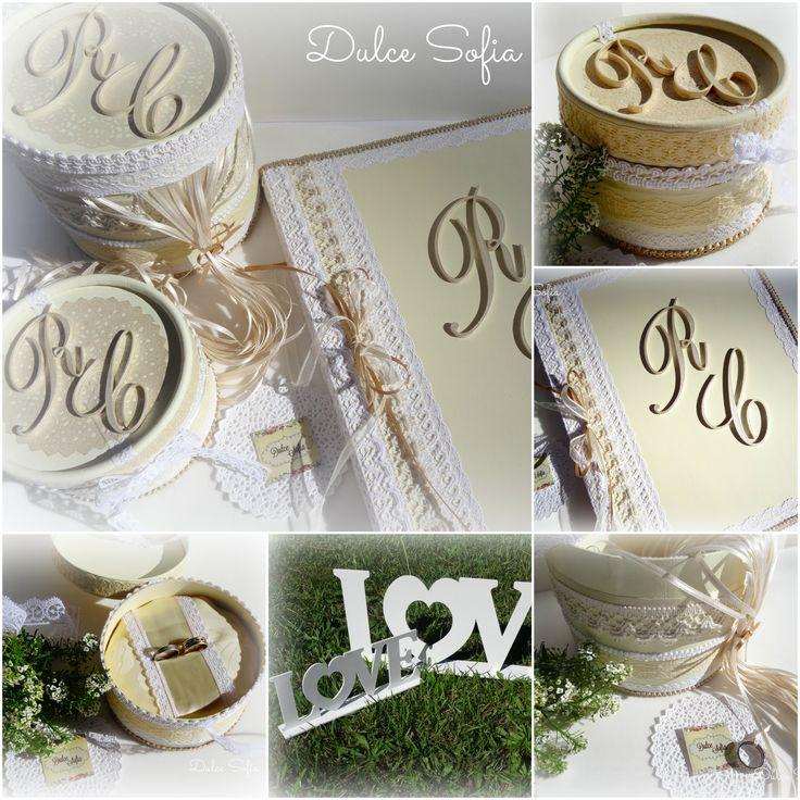 Detalles para bodas. #Bodas https://www.facebook.com/dulce.soffia