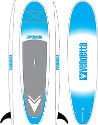10.6 Monte Cristo Blue  SUP Standup Paddle Board Surf