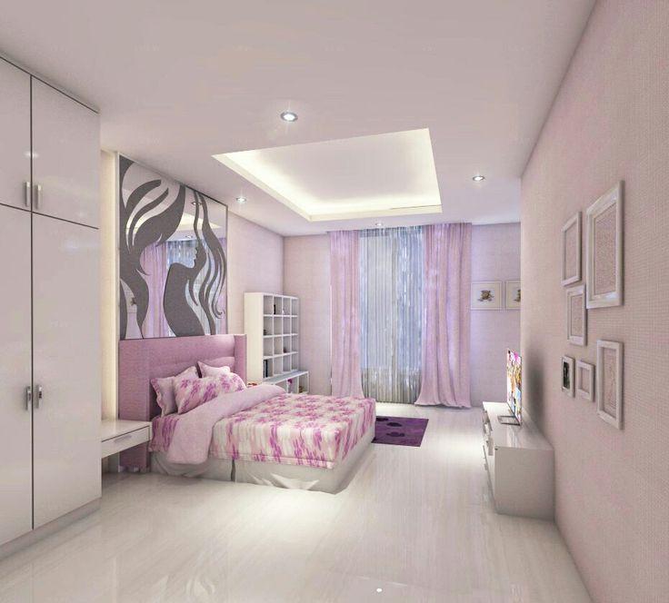 Kamar tidur#kamar tidur anak#Desain kamar tidur # www.zenoliving.com