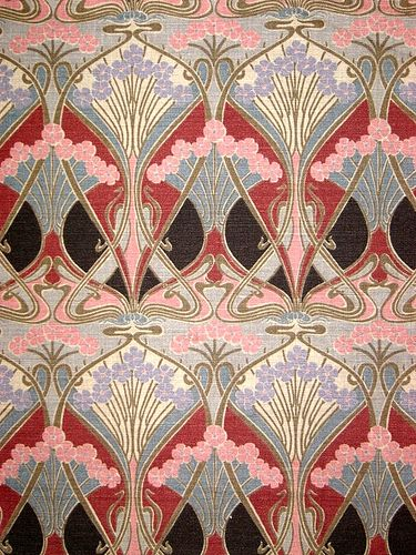 Ianthe Liberty of London vintage sample   Flickr - Photo Sharing!