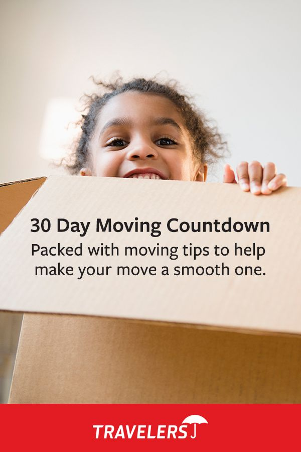Planning To Move Get 30 Things To Do For 30 Days To Help Make You Move Easier Https Travl Rs 3h84yrr Moving Tips Packing To Move Moving Help