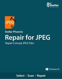 Stellar Phoenix Repair for JPEG