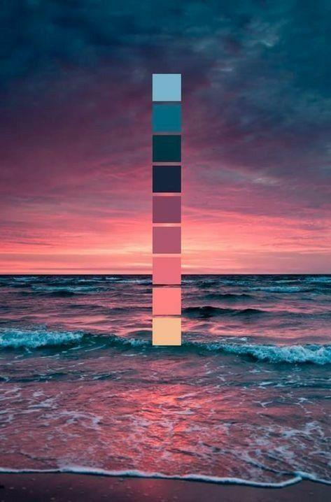 Farben kombinieren, Farben tragen, anziehen | Schlafzimmer ...