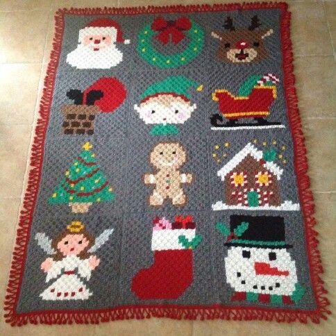 17 Best Images About Crochet Corner To Corner On Pinterest