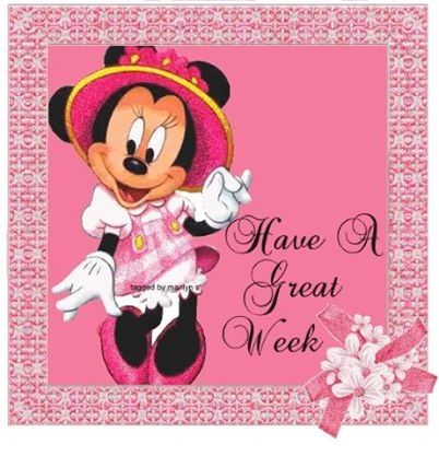 have a great week quotes quote minnie mouse days of the week monday quotes have a great week