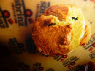 un mondo di ricette: ricette muffin - con formaggio