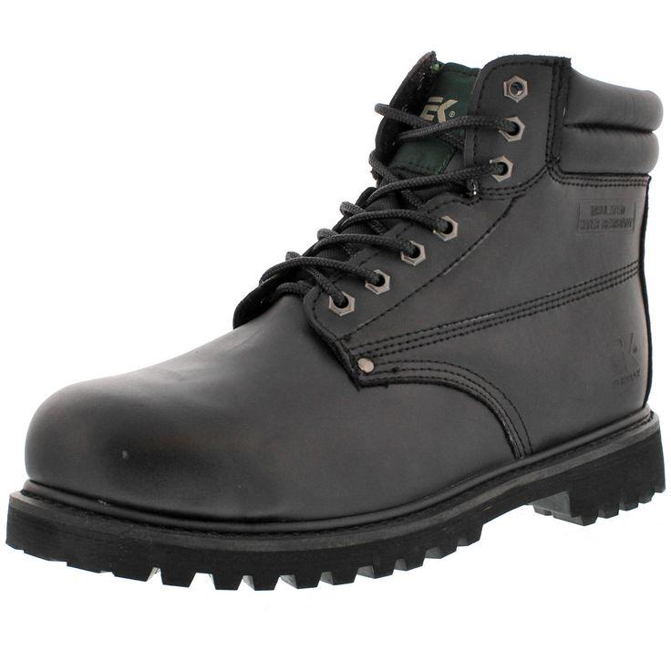 1000  ideas about Steel Toe Work Boots on Pinterest | Oil field