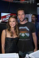 Jessica Alba and Dane Cook at an event for Good Luck Chuck (2007)