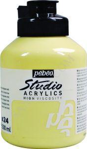 Pebeo Studio Akrilik Boya 24 Naples Yellow