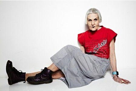 I'm Jean, I'm 76 . . . and I'll dress how I want