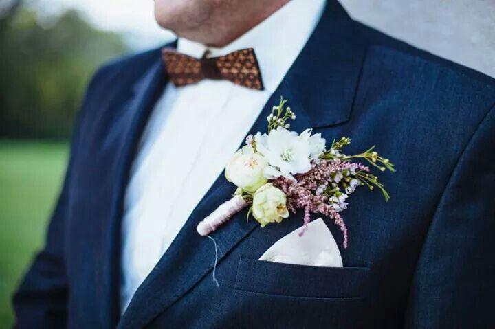 Květina pro ženicha