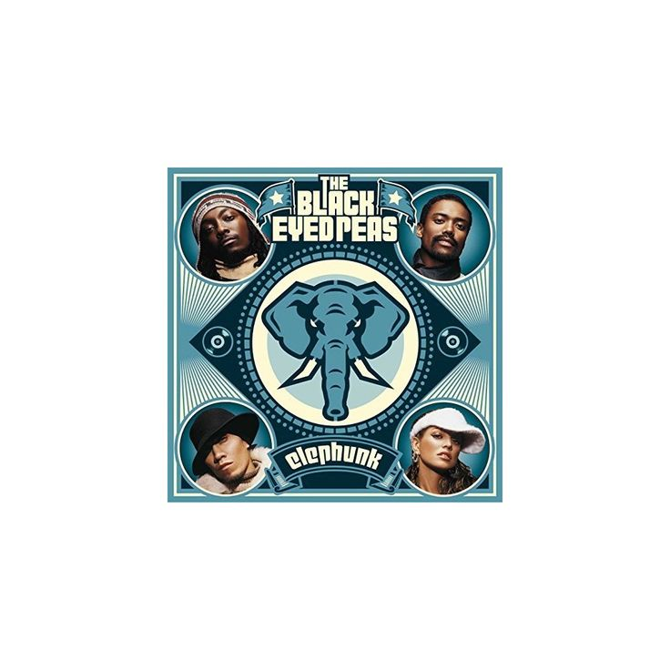 Black Eyed Peas - Elephunk (Vinyl)