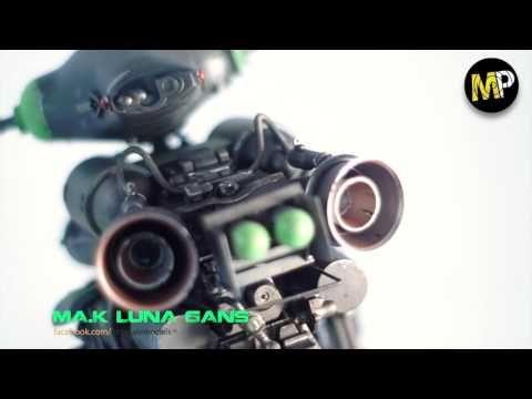 Ma.K LUNA GANS part 21 [it's a wrap] - YouTube