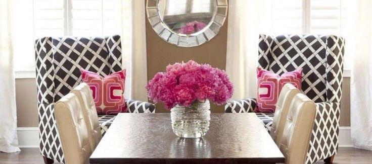 55 best decoracion de comedores images on pinterest home - Decoracion comedores modernos ...