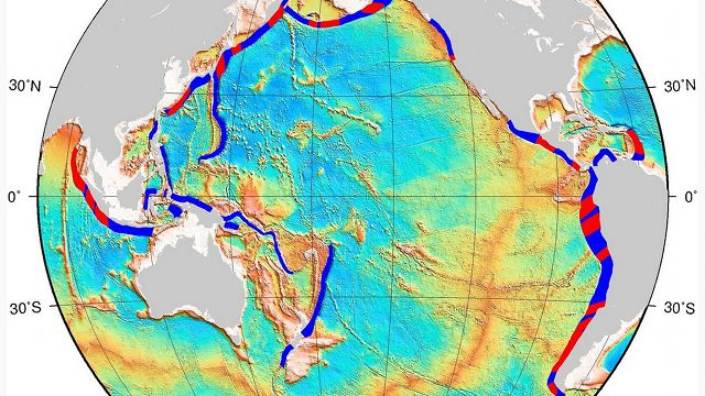 The Most Accurate Map Yet of Our Planet's Most Powerful Earthquake Zones