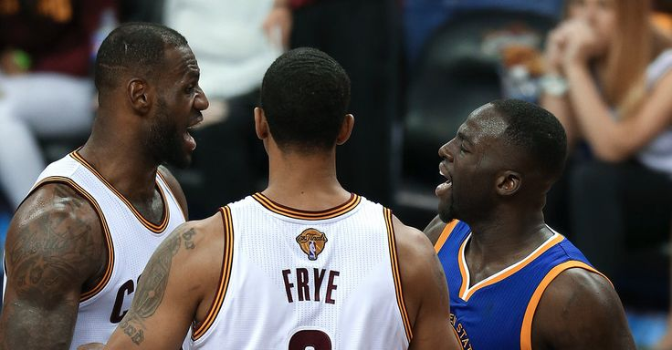 Warriors' Draymond Green Suspended for Game 5 After LeBron James Episode - The New York Times