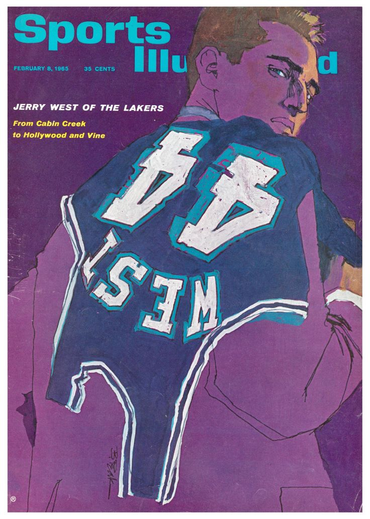 SI Feb. 8, 1965 Sports illustrated covers, Jerry
