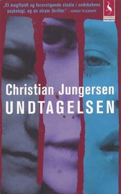 Undtagelsen af Christian Jungersen... T.'06......    ...... #undtagelsen#christianjungersen#bog#bøger#books#novel#roman#reading#læsning