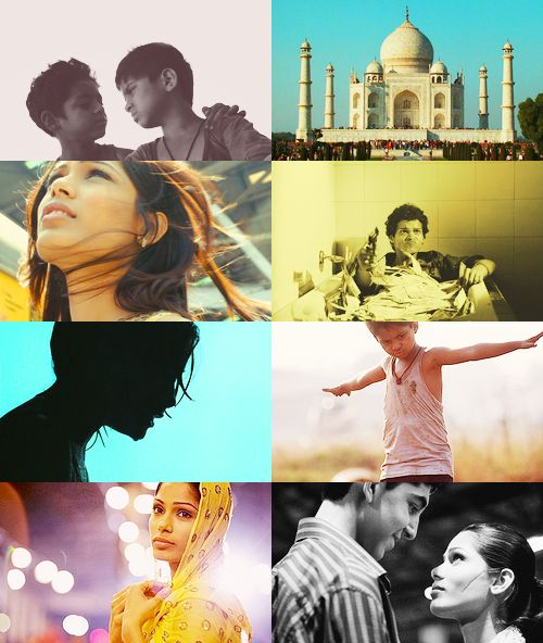 """""""You don't have to be a genius."""" Slumdog Millionaire"""