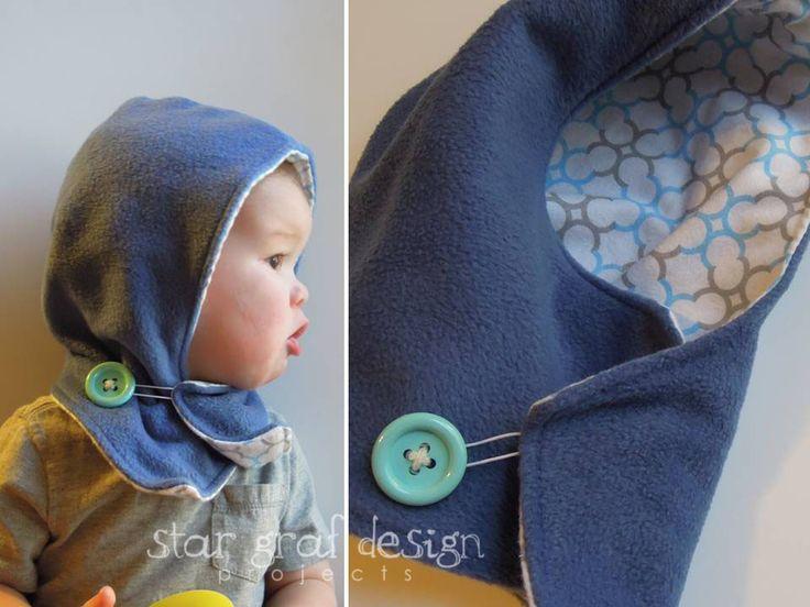 A Warm Toddler Hood
