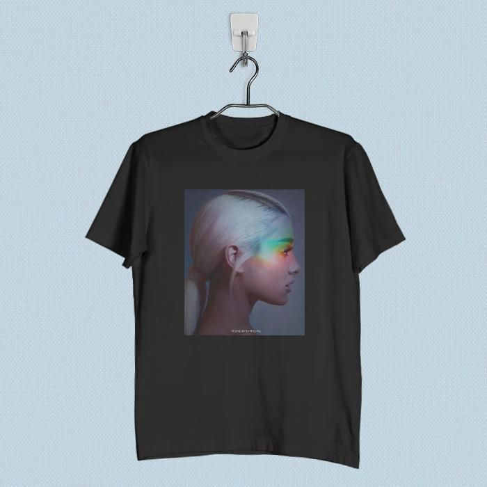 Men T Shirt Ariana Grande No Tears Left To Cry In 2020 Ariana