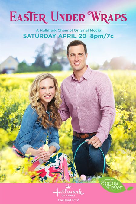 """Its a Wonderful Movie – Your Guide to Family and Christmas Movies on TV: Easter Under Wraps 🐤 – a Hallmark Channel """"Spring Fever"""" Holiday Themed Mo…"""