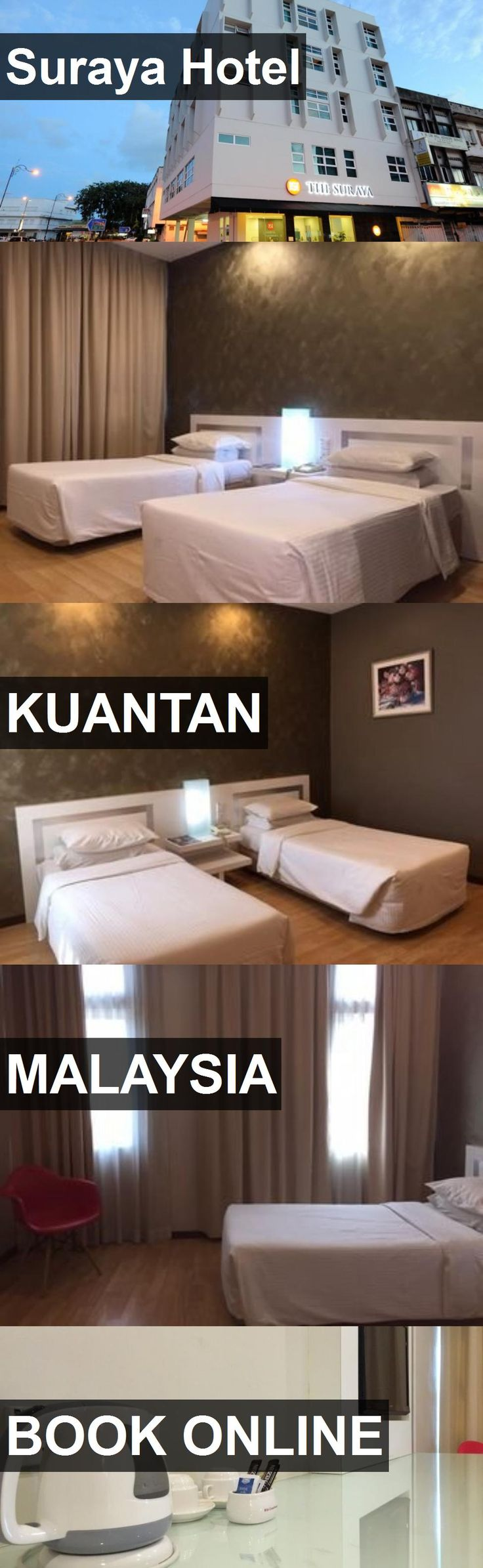 Suraya Hotel in Kuantan, Malaysia. For more information, photos, reviews and best prices please follow the link. #Malaysia #Kuantan #travel #vacation #hotel