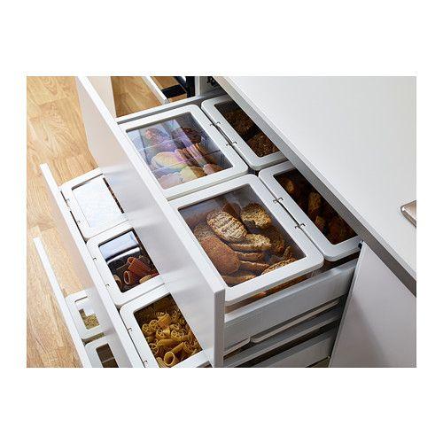 Les 20 meilleures id es de la cat gorie s parateurs pour tiroirs sur pinterest for Boire de rangement avec couvercle versailles