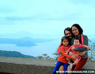 Pink MagaLine: Tagaytay, Taal Vista, Sky Fun, and Bag of Beans