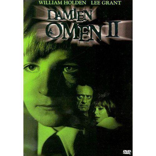 Omen 2: Damien  DVD William Holden, Lee Grant, Jonathan Scott-Taylor, Robert Fox