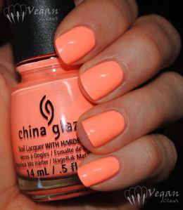 China Glaze Sun of a Peach