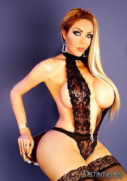 Travesti Donna Exotic