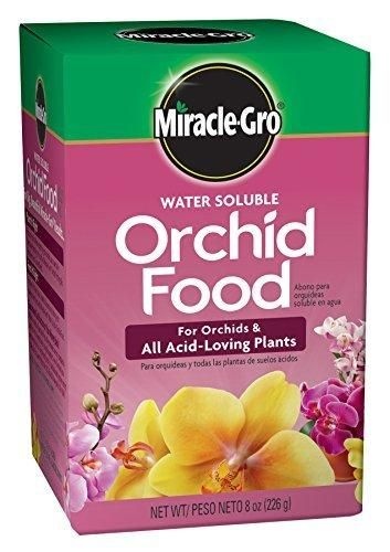 Miracle-Gro Orchid Food 8-Ounce (Orchid Fertilizer)